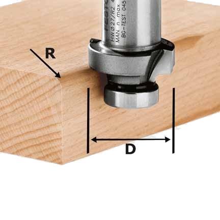 Fräswerkzeuge für Kantenfräse