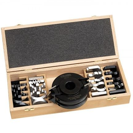 Universalmesserkopf & Messer 50 mm