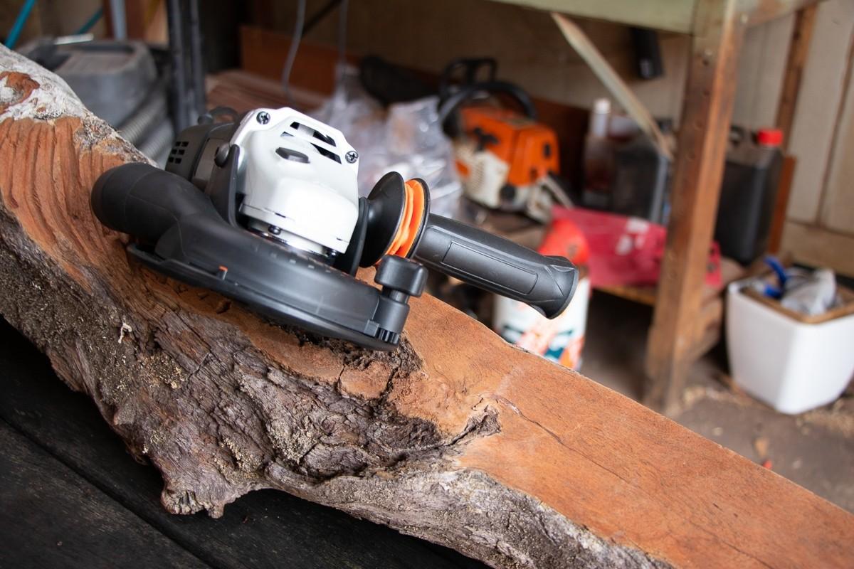 ARBORTECH Power Carving Unit Set