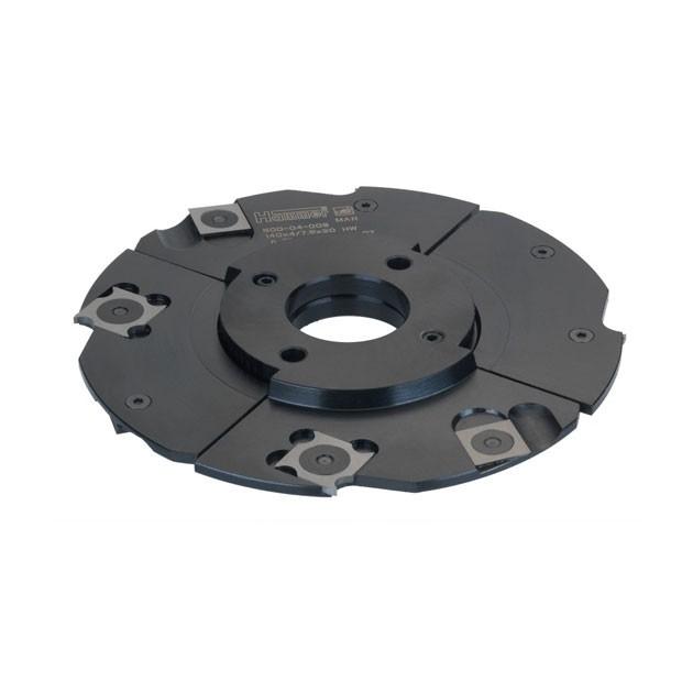 WPL-HW Verstellnutfräser, Standard-Ausführung
