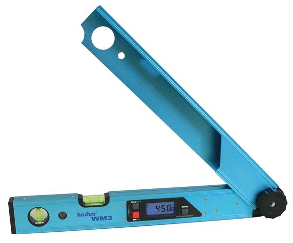 Digitaler Winkelmesser WM3 45 cm