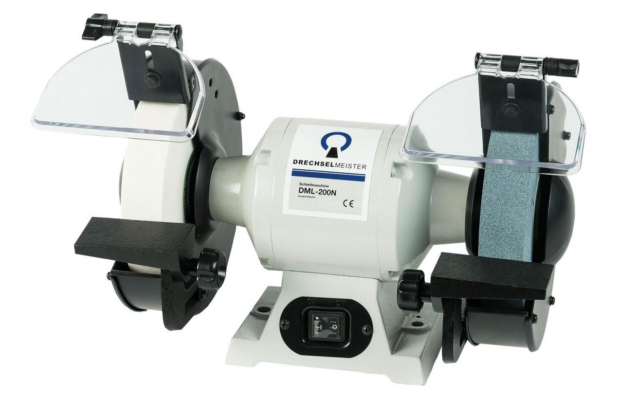 DRECHSELMEISTER DML-200N Schleifmaschine / Langsamläufer