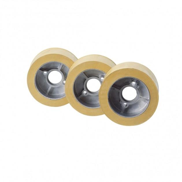 Ersatzrollen für Vorschubapparate, Ø120mm