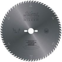 SILENT POWER SILVER Feinschnitt-Sägeblatt HW, Industrie-Ausführung