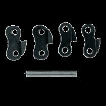 MAFELL Ersatzglied und Niete für Fräskette SKS 130