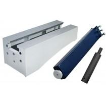 KOMPLETT-SET kombinierte Bettverlängerung / Außendrehvorrichtung XL