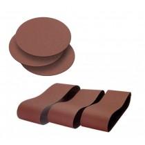 Schleifmittel für BDS250 Band- und Tellerschleifmaschine