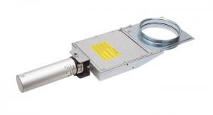 Elektrisch betriebener, automatischer Absperrschieber