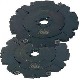 Set: Verstellschlitzwerkzeug für Kreissäge