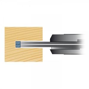 Ersatzsäge 3,0 mm für Verstellnutsäge HW
