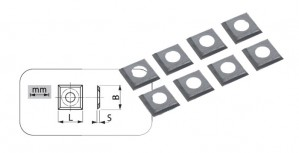 WPL-HW-Vorschneiden mit 4 Schneidfasen