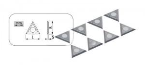 WPL-HW-Hauptschneiden mit 3 Schneidfasen