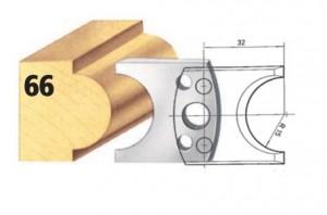 Profilmesser bzw. Abweiser Nr. 66 BG-konform