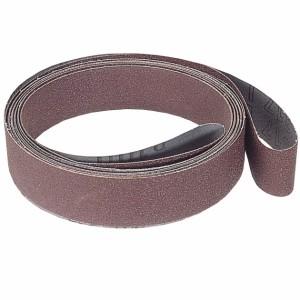 Leinenschleifbänder für Bandsägen, K80