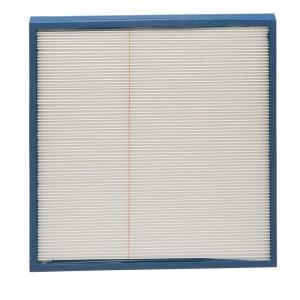 Filterplatte, passend für Kunststoffmedien RL200, 725x725x128mm