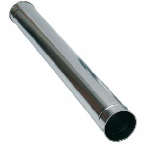 Stahlrohr beidseitig gebördelt, L1000mm