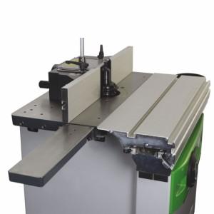 """Aufnahmesystem L300mm für FELDER Tischverlängerung mit """"F-Koppelung"""""""