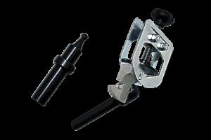 DRECHSELMEISTER GZ-16 / 3984 Röhrenhalter für Drechselbänke