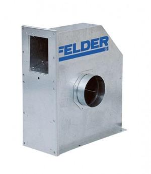 G 4A, Absauggerät für Absauglösungen mit getrennter Filterstufe, 3x400V, 50Hz