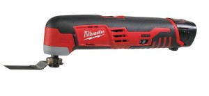 MILWAUKEE Akku-Multitool C12 MT/2.0 Ah