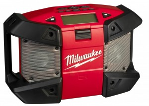 MILWAUKEE Akku-/ Netz-Radio C12 JSR/ M12