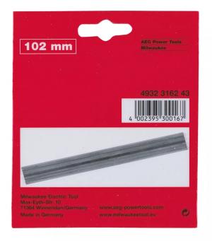 MILWAUKEE Hartmetallwendemesser 102 mm