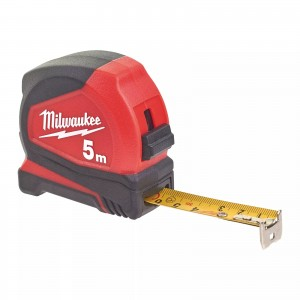 MILWAUKEE Bandmaße Rollmeter Pro-Compact