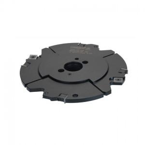 Verstellschlitzwerkzeug für Kreissägen