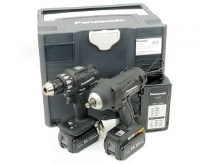 PANASONIC Premium Set 5,0 Ah (18 V)
