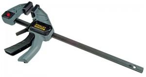 4 Stk. Stanley FatMax Einhandzwingen Gross 605 x 80 mm