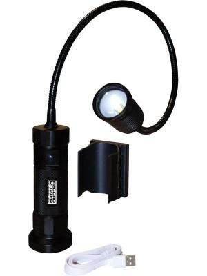 RECORD POWER Magnetische LED Arbeitsleuchte