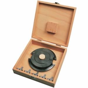 SET-Angebot in Holzkassette! WP-HW Radienfräser, Profi-Ausführung, 14-teilig