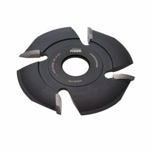 Harzgallenfräser für Handmaschinen, Z4, Ø100xB8mm, Profi-Ausführung