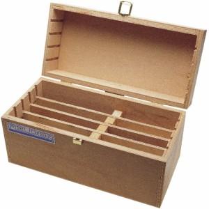 Holzkassette für Anlaufringe