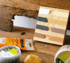 HOLZREPARATUR Woodfiller Pulverspachtel
