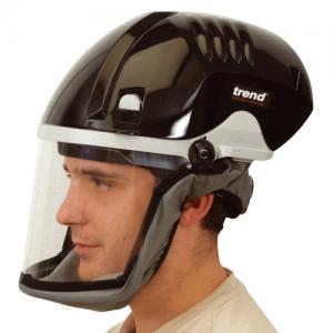 AIRSHIELD PRO Vollvisier-Atemschutzmaske