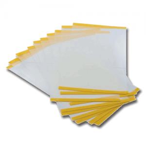 Antistatik-Schirmschutzfolien (10 Stk.)