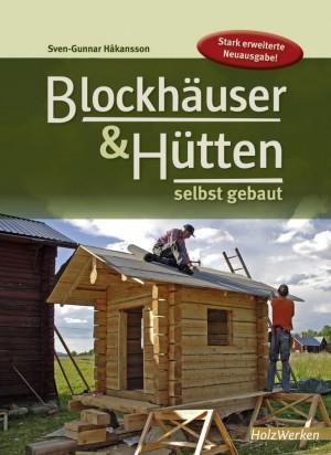 FACHBUCH Blockhäuser und Hütten