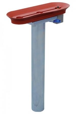 Barth Ovalsauger 240 x 45 mm
