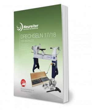NEUREITER Drechselkatalog 17/18 (160 Seiten)