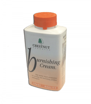 CHESTNUT Burnishing Cream (Polier-Creme) 500 ml