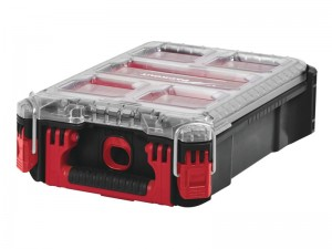 MILWAUKEE PACKOUT™ Organiser Compact, inkl. Sortierboxen