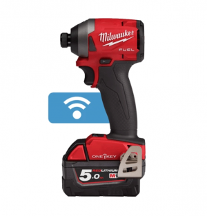 MILWAUKEE M18 ONEID2-502X FUEL™ ONE-KEY™ ¼″ HEX Akku-Schlagschrauber