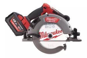 MILWAUKEE Akku-Handkreissäge, Führungschienenkompatibel M18FCSG66