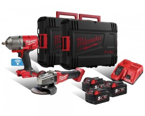 MILWAUKEE M18PP2E-503X SET