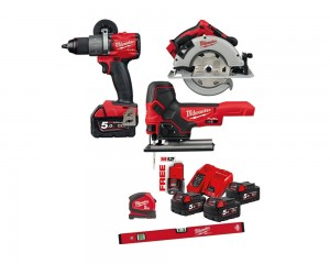 MILWAUKEE VARIO SET 8