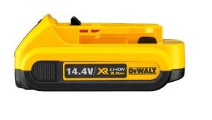 DEWALT 14,4 V /2Ah XR Ersatz-Akku DCB 143
