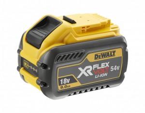 DeWALT Ersatz-Akku 54 bzw. 18 V / max. 9,0 Ah