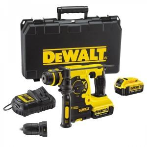DEWALT DCH254M2 Akku SDS-plus Kombi Bohrhammer 26 mm