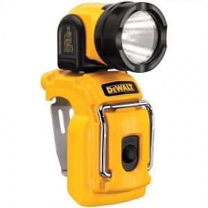DEWALT Akku-Lampe fuer 10,8 V LED DCL 510 N